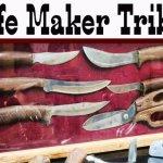 Knife Maker Tribute Linton my Inspiration to make knives