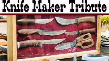 knife maker tribute
